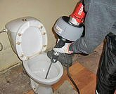 Гидравлическая прочистка труб канализации недорого